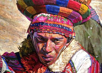 Andes Dancer