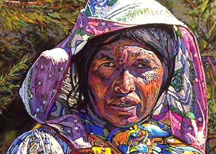 Tarahumara Woman