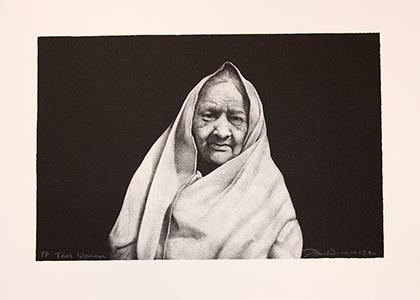 Taos Woman
