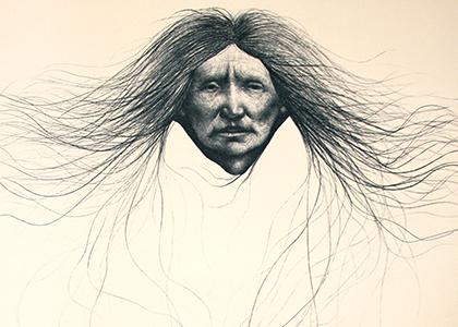 Teton Woman