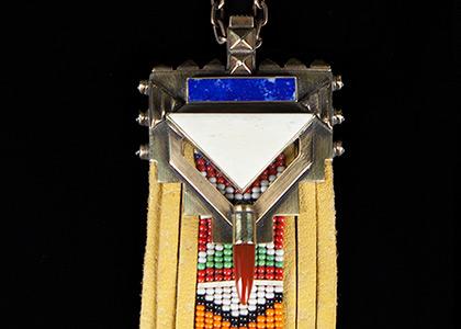 Maasai (detail)