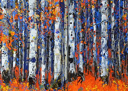 Mystic Birch Colors