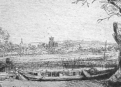 La Canal aux Cygnes
