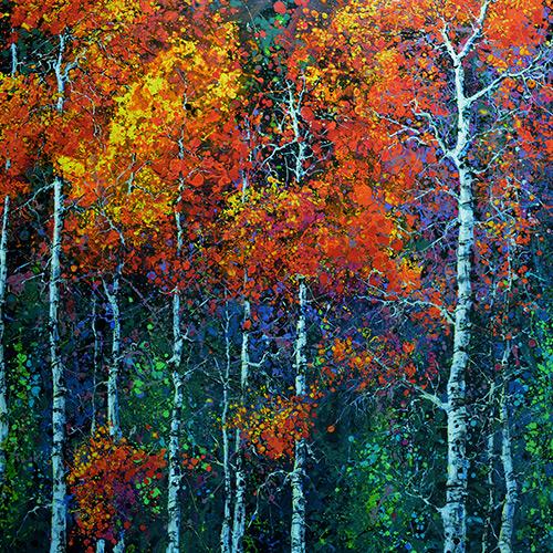 Dark Autumn Colors